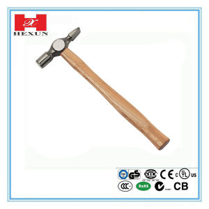 Full Polish Wooden Handle American Type Claw Hammer