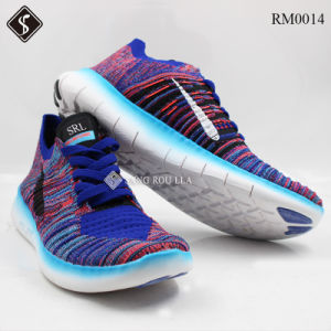Sports Shoes, Running Shoes, Fly Knitting Shoes