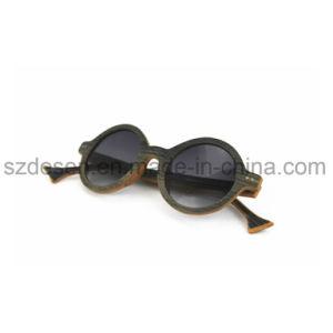 ee8b322c7a High Quality Fashionable UV400 Antique Round Acetate Sunglasses