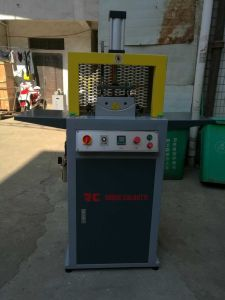 Upper Crimping Machine for Shoe Making pictures & photos