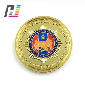 Custom Round Metal Game Coin Token Pin