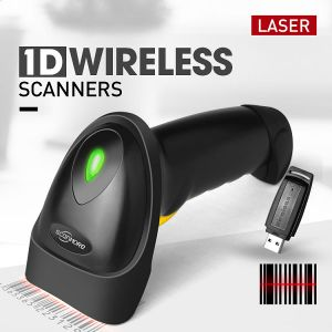 China High Speed Long Distance 1d Handheld Bluetooth Barcode Scanner