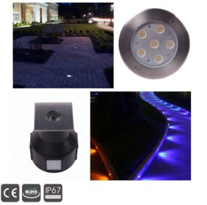 6w Led Underground Projector Lighting Driveway Lights