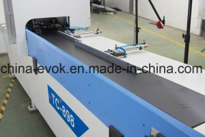 High Efficiency CNC Automatic Furniture MDF Vertical Cutting Saw Machine Tc-898 pictures & photos