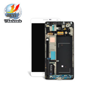 for Samsung Galaxy Note 4 Samsung-N910/N910A/N910V/N910p LCD Assembly Replacement pictures & photos