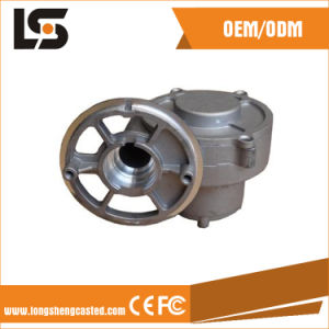 OEM Services Die-Casting Aluminum Accessories in Forging