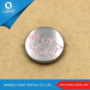Custom Metal Jeans Button for Jacket pictures & photos