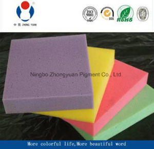 Hot Selling PU Foam Color Pastes pictures & photos