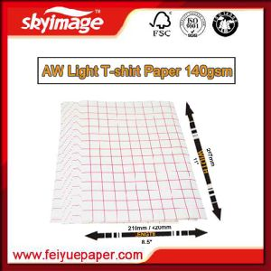 Light T-Shirt Paper for 100% Cotton T-Shirt Paper with High Transfer Rate pictures & photos