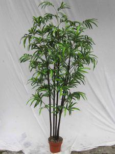 Hx010502 Artificial Bamboo Bonsai for Decoration