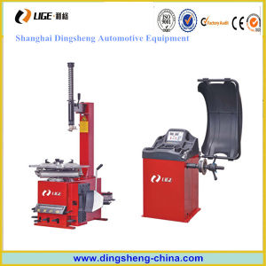 Tire Changer and Wheel Balancer, Machines for Tire Changer