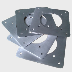 Aluminum Machined Parts, Machining Gasket pictures & photos
