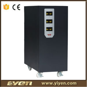 AC Current Servo Plant Growth Air Automatic Voltage Regulator Price 30kVA pictures & photos