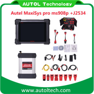 China Original Autel Maxisys PRO Ms 908p Auto Diagnostic Tool J2534