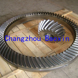 2015 Oilfield Drilling Rig Spiral Bevel Gears pictures & photos