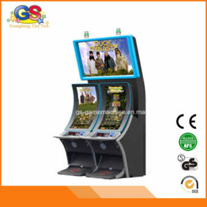 Novomatic Gaming Stand Video Slot Cabinet Casino Machines for Sale Supply Manufacturers pictures & photos