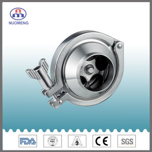 Sanitary Stainless Steel Welded Check Valve (DS-No. RZ5206) pictures & photos