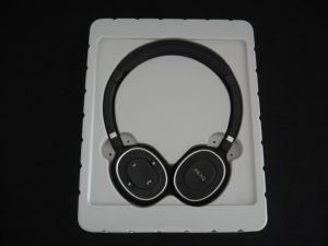 Customized Electronic Headset Blister Clamshell Packaging Tray