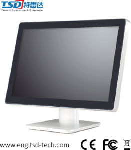 "Zero Bezel Design 21.5"" Pcap Touch Display with or Without Stand"
