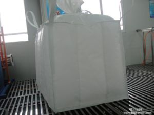Top Skirt, Bottom Flat Bulk Bag for Sand or Lime pictures & photos