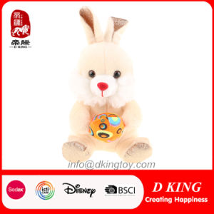 Colorful Wholesale Easter Plush Rabbit Toy Gifts with Egg