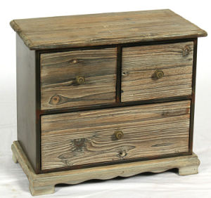 Wooden House Furniture TV Stand Bedroom Night Stand Cabinet