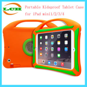 Portable Kidsproof Tablet Case for iPad Mini 1/2/3/4 pictures & photos