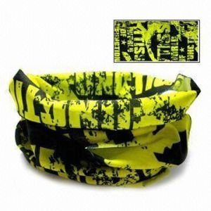 Multifunctional Seamless Tube Bandana with High Stretch pictures & photos