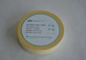 Autoclave Tape with Steam Sterilization