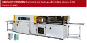 High Speed Side Sealing and Shrinking Machinery for Exercise Book pictures & photos