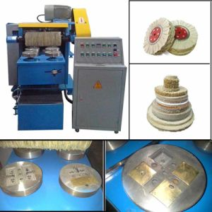 Automatic Floor Drain Mirror Polishing Machine pictures & photos