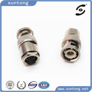 Nipple Male Plug Mini BNC Connector pictures & photos