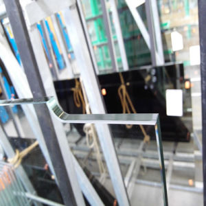 Toughened / Tempered / Laminated / Double Glazed Low-E Insulated Building Glass pictures & photos