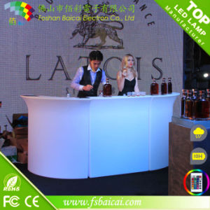 Rechargeable Lithium Battery PE Plastichome Bar Counter