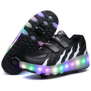 2017 Latest Kids Skate Roller Shoes pictures & photos
