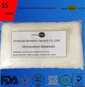 Food Flavors Enhancers Monosodium Glutamate Packing in 25kg/Bag pictures & photos