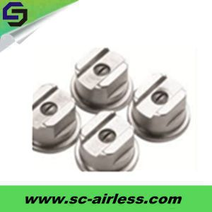 China Airless Paint Sprayer Parts Spray Gun Flat Spray Tip China Flat Spray Tip Nozzle Spray