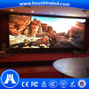 Stable Performance Indoor Full Color P4 SMD LED Walls pictures & photos