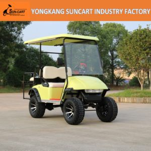 New Design Ezgo 4 Seater Golf Cart Wheel Drive Electric Utility