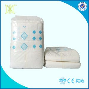 Super Dry Incontinent Sanitary Pad USA Fluff Pulp Disposable Adult Diaper for Old Man pictures & photos