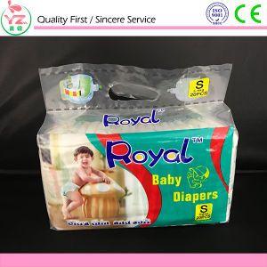 Wholesale Dry and Comfortable Royal Brand Baby Diaper Baby Pads for Mozambique