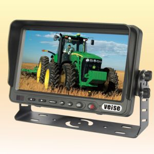 7 Inches Digital Wired 2CH Monitor for Trucks and Trialers pictures & photos