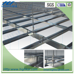 Factory Price Hot Dipped Galvanized Steel Channel/Metal Stud