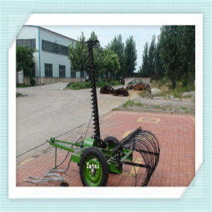9GBL-2.1 Mower with Raker for Tractor