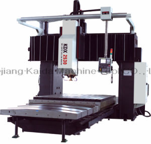 High Precision CNC Gantry Milling Machine (KDX2550) pictures & photos