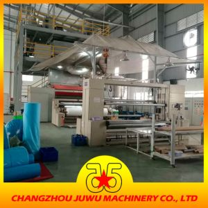PP Single Die Double Die Three Die Spunbonded Nonwoven Machinery (036)