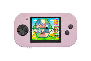 Mobile Game Console and Video Game Player (QK-MGS)
