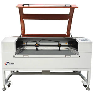 PVC Resin Plastic CO2 Laser Cutting / Engraving Machine (WZ12090D)