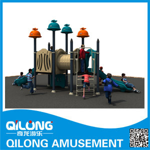High Quality Outdoor Playground (QL14-047A) pictures & photos