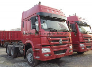 HOWO 6X4 Driving Type Tractor Truck